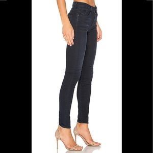 AGOLDE Sophie High Rise Skinny Stage Blue Jeans 23